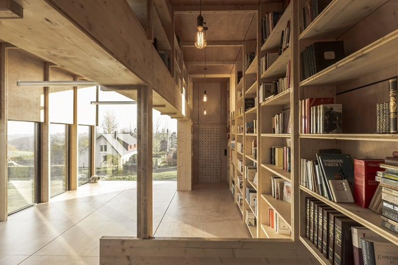 House fully dedicated to the enjoyment of reading7