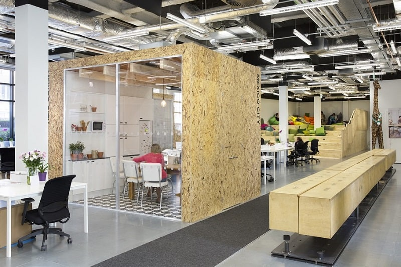 Awesome Airbnb offices in Dublin