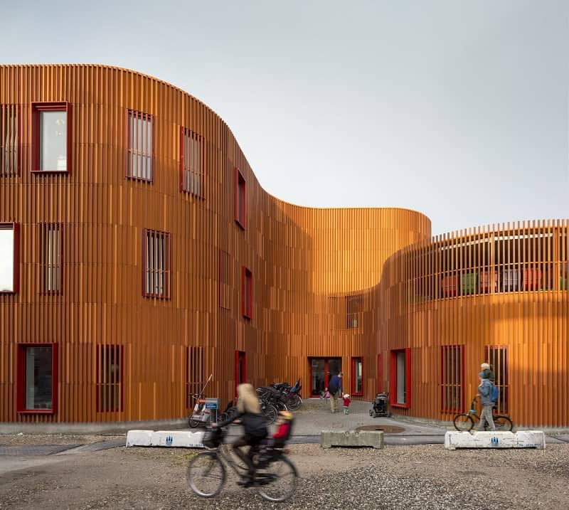 Awesome kindergarten in Copenhagen1