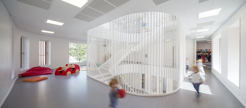 Awesome kindergarten in Copenhagen10