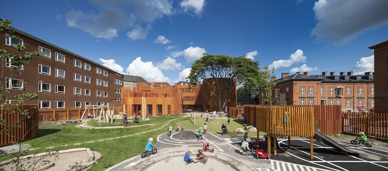 Awesome kindergarten in Copenhagen2