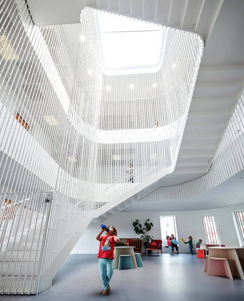 Awesome kindergarten in Copenhagen8