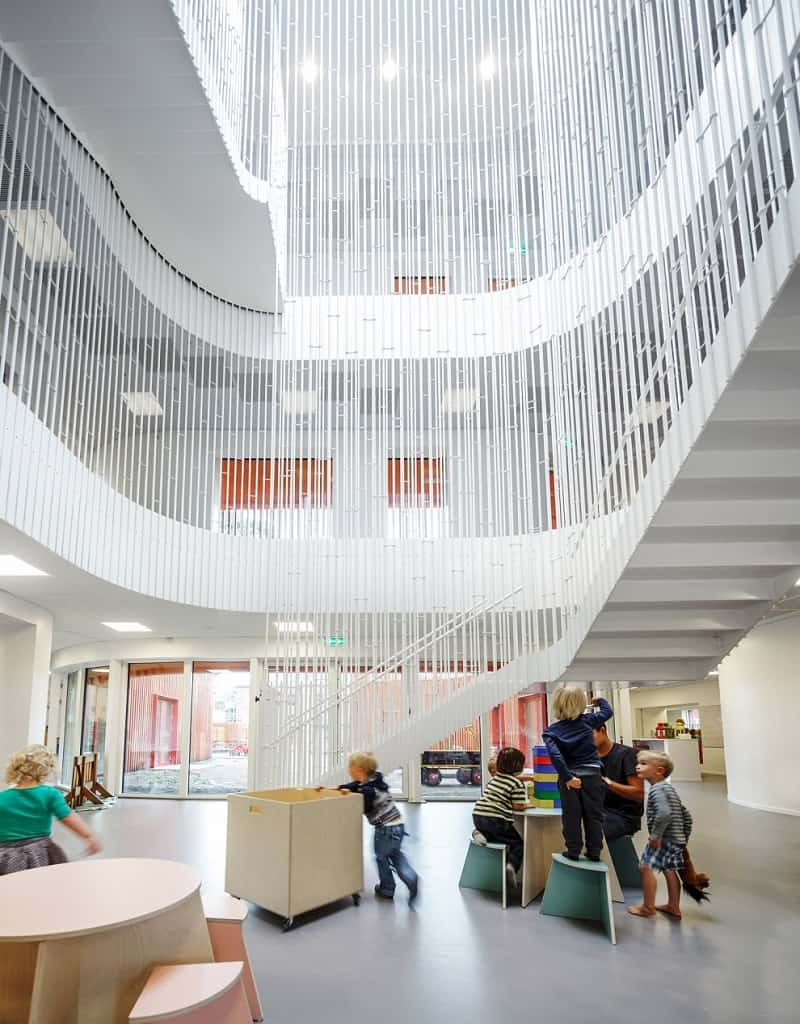Awesome kindergarten in Copenhagen9