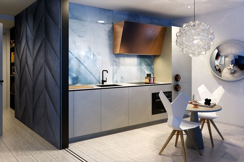 Creative designer story about the most desirable apartments in London by Tom Dixon7
