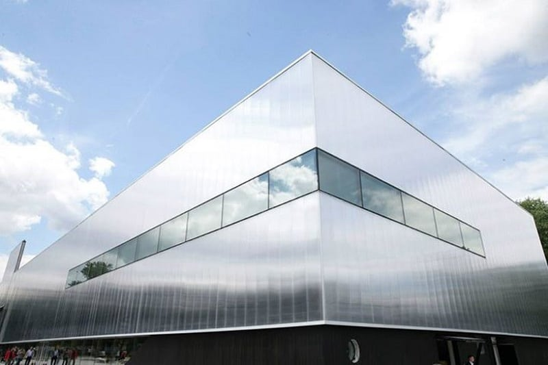 REM KOOLHAAS–DESIGNED GARAGE MUSEUM OPENS IN MOSCOW5