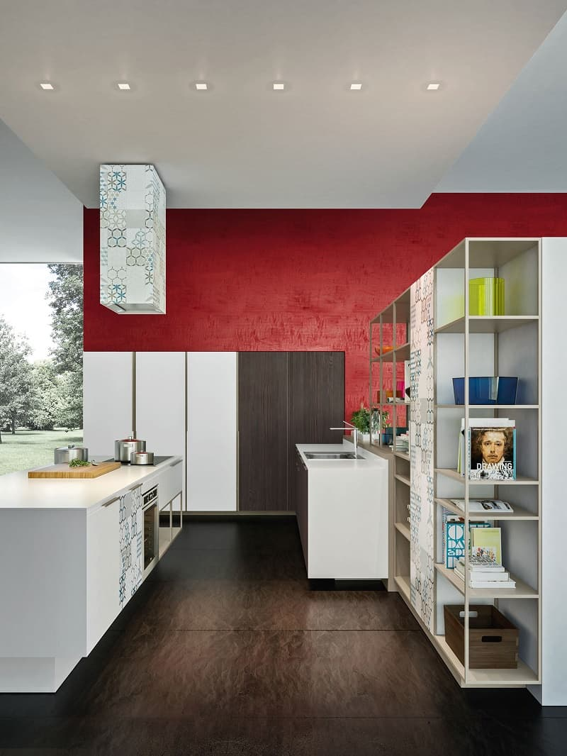 Kitchens with flexible design and modular elements5