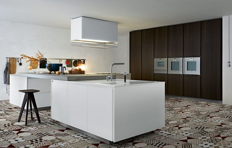 Modern spacious kitchen designs by Varenna2