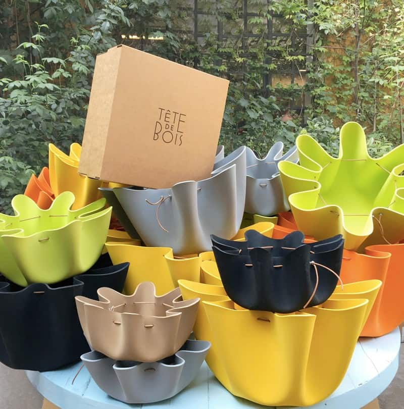 Shell – a collection of awesome and playful rubber baskets4