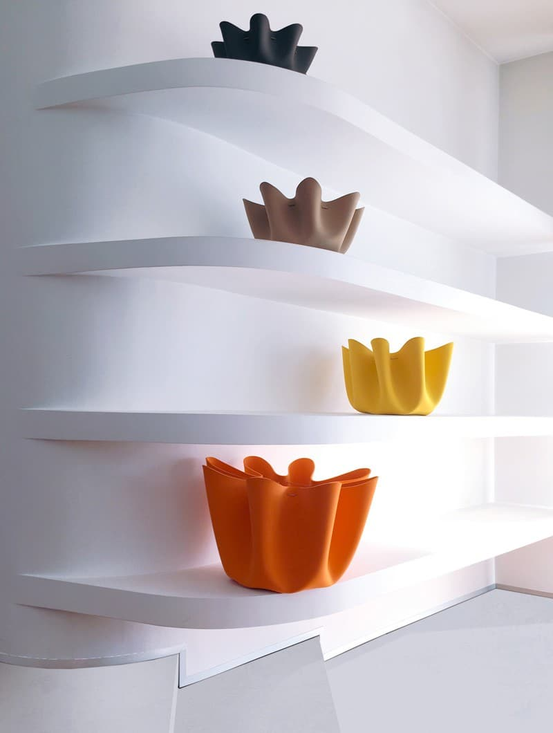 Shell – a collection of awesome and playful rubber baskets5