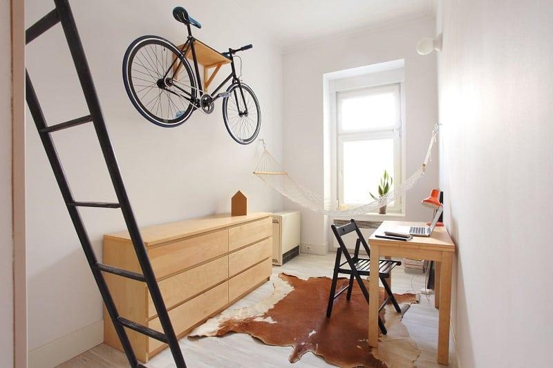 Tiny yet comfortable 140 square feet apartment1