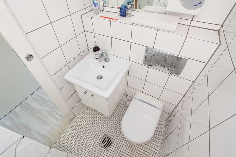 Tiny yet comfortable 140 square feet apartment6