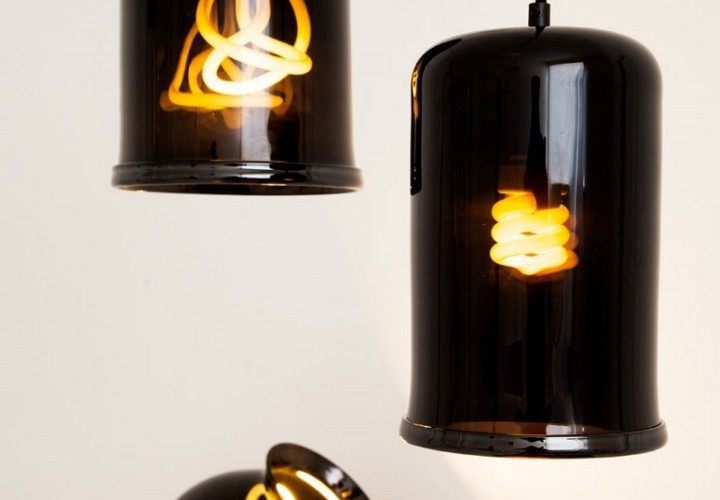 Cauldron lamps for a mystical and intimate atmosphere