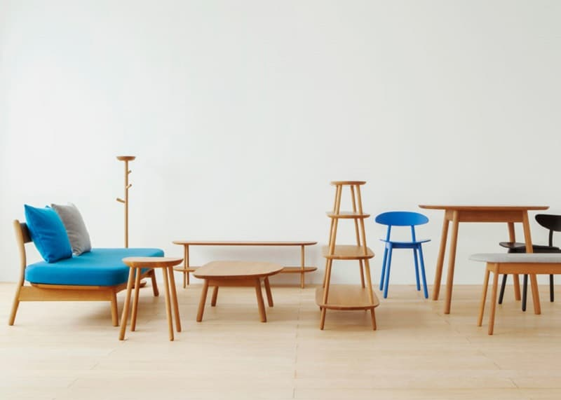 Furniture appealing to smaller contemporary interiors1
