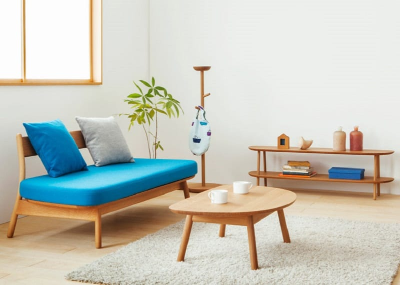 Furniture appealing to smaller contemporary interiors for Muebles japoneses