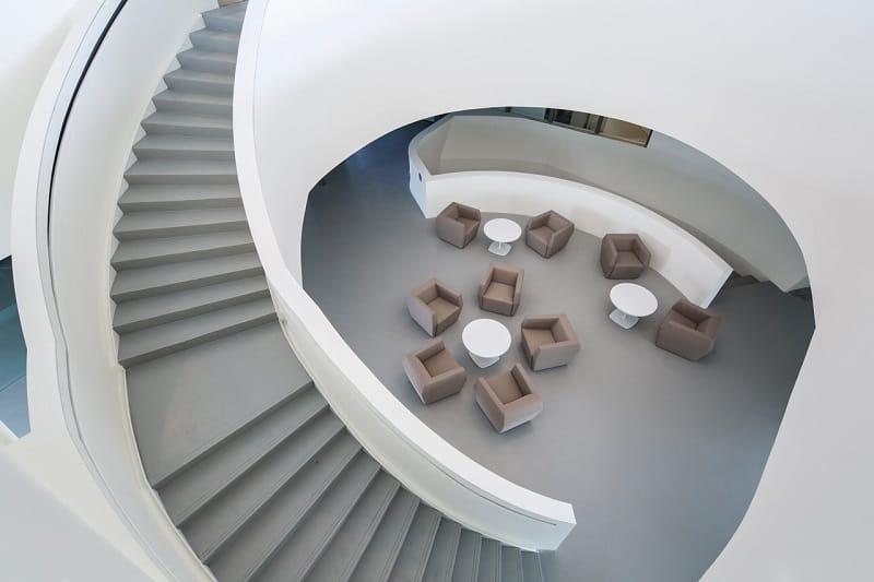University campus in Singapore with contemporary design10