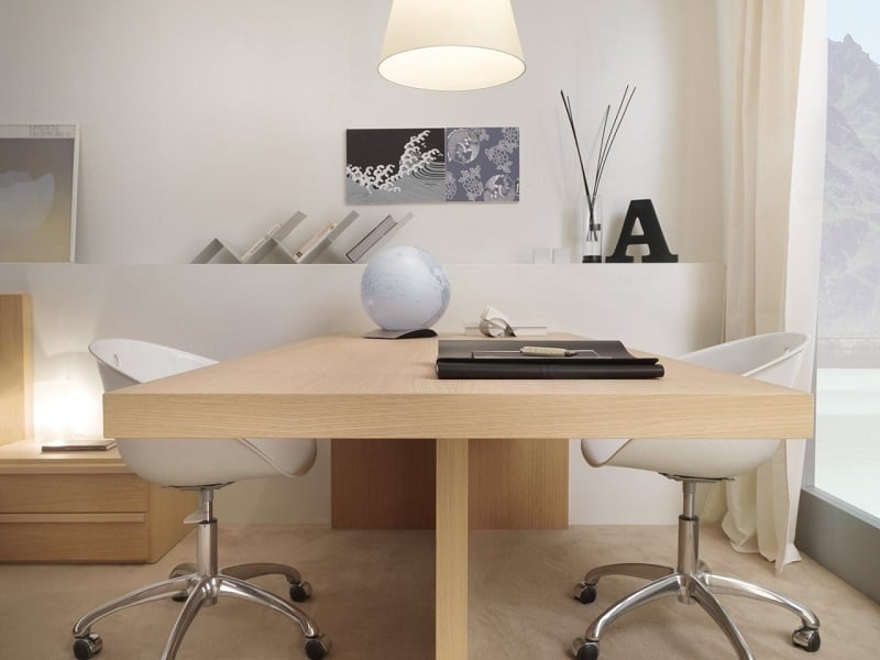 15 ideas for decorating your home workspace2