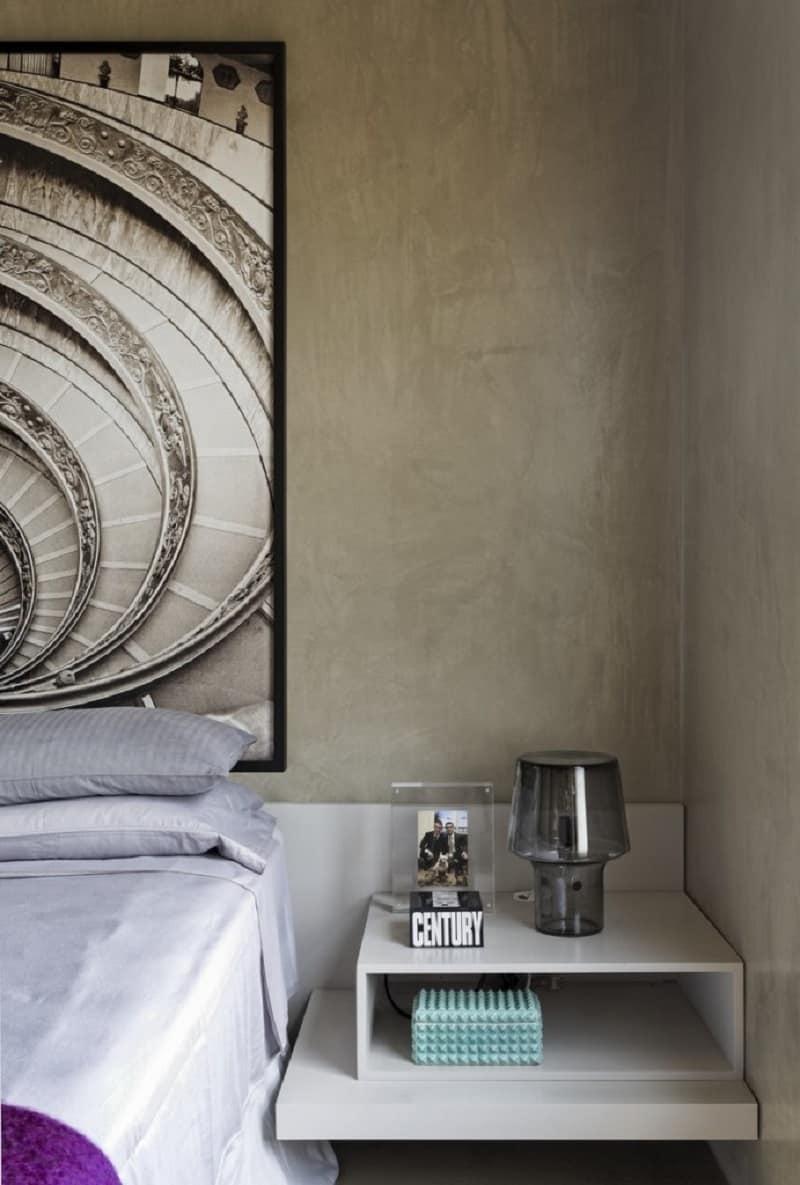 Modern grey apartment in Sao Paolo10