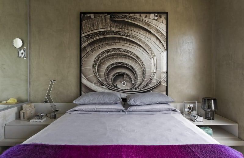 Modern grey apartment in Sao Paolo9