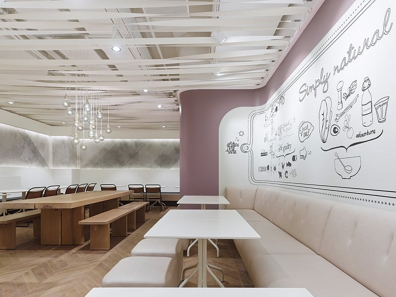 Not guilty – restaurant inspired by nature9