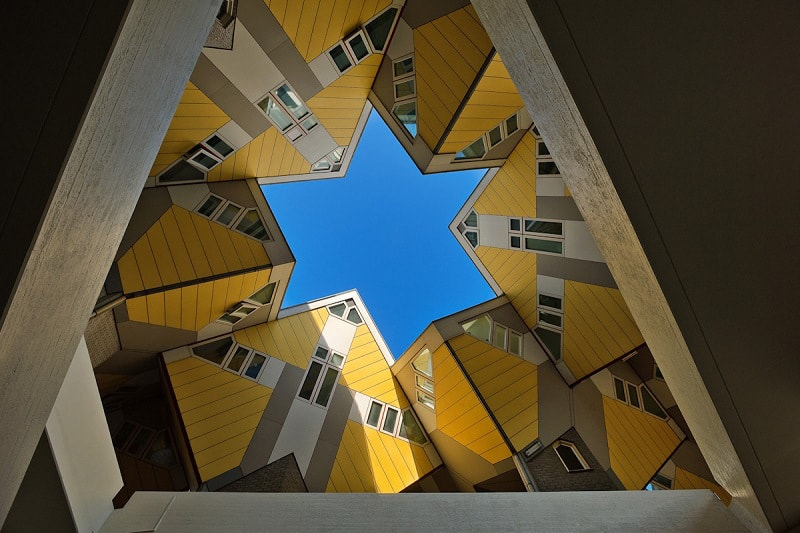 Cubic - striking architectural symbol of Rotterdam4