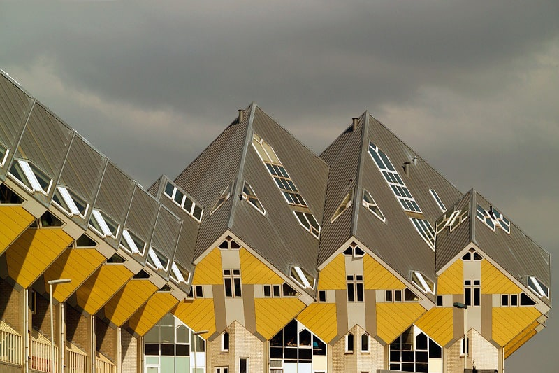 Cubic - striking architectural symbol of Rotterdam5
