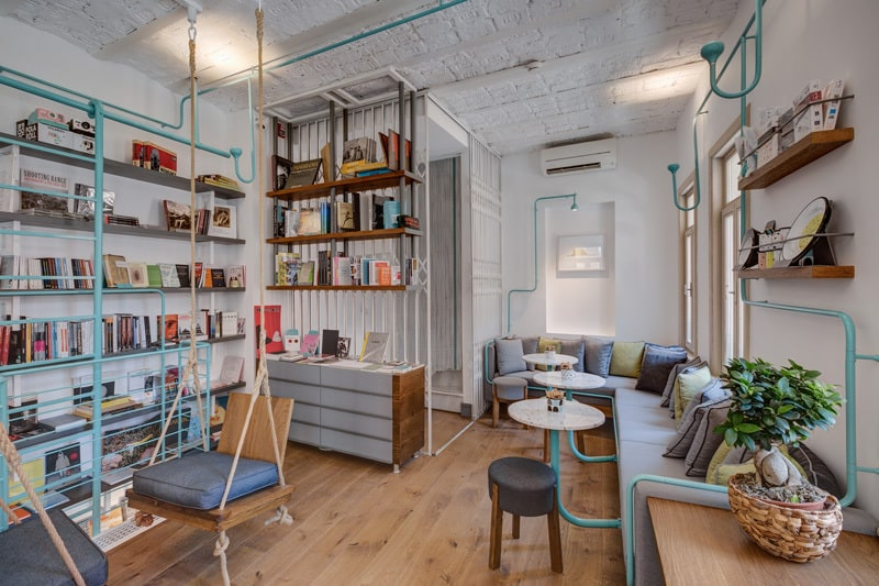 FiL Books: space dedicated for lovers of good books and coffee