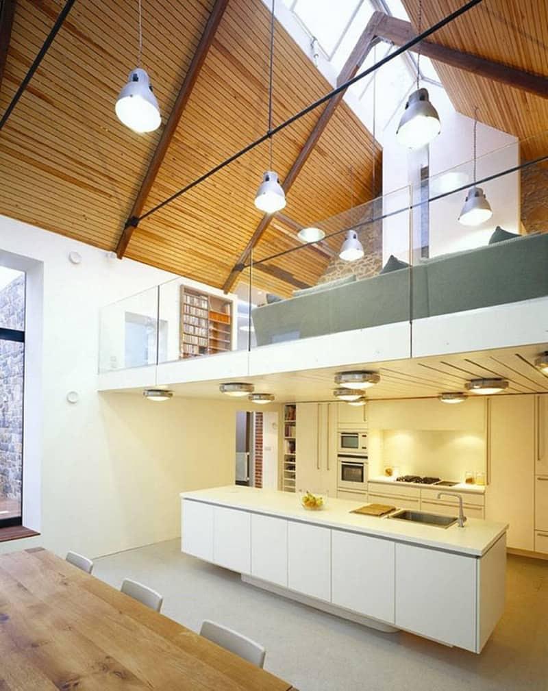 La Concha - old barn transformed into a contemporary home1