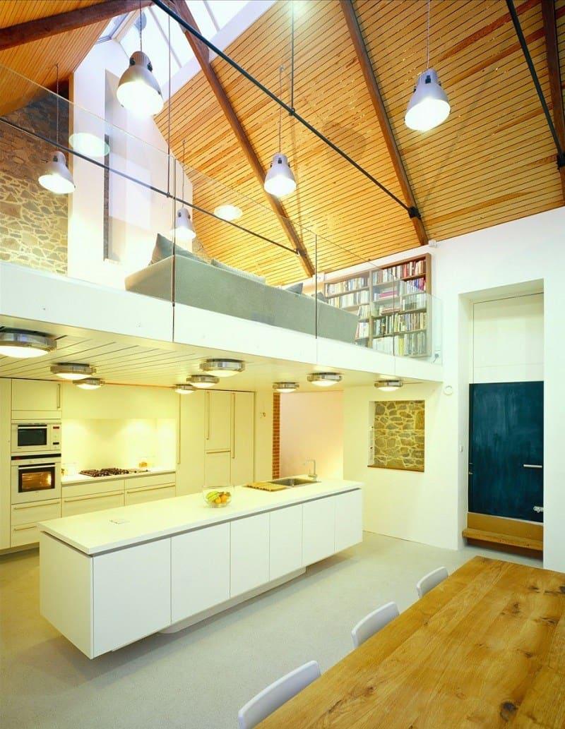 La Concha - old barn transformed into a contemporary home2