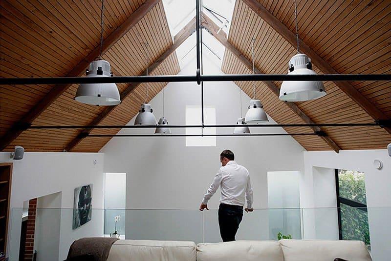 La Concha - old barn transformed into a contemporary home9