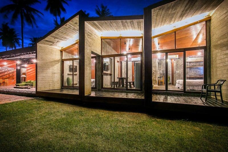 Contemporary villa with an impressive architecture2