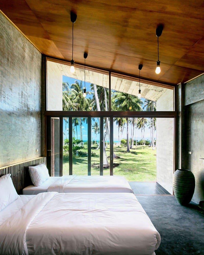 Contemporary villa with an impressive architecture9
