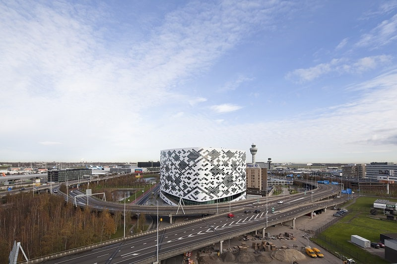 New Hilton Hotel opened in Amsterdam1