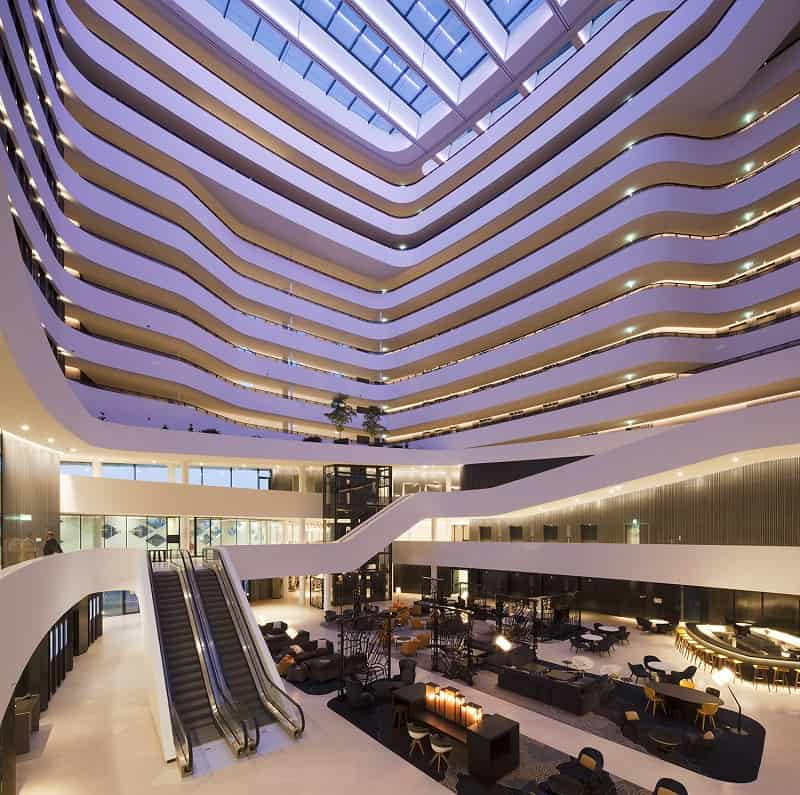 New Hilton Hotel opened in Amsterdam5