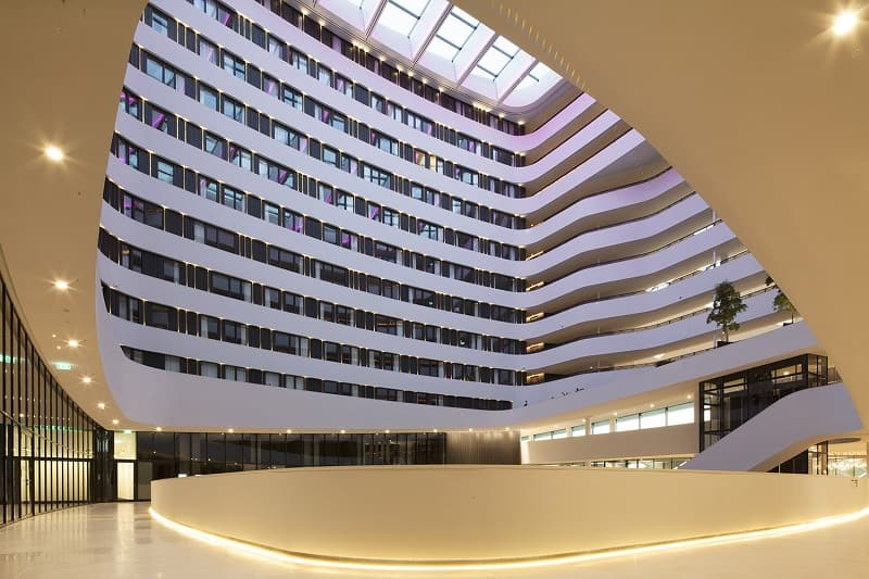 New Hilton Hotel opened in Amsterdam7