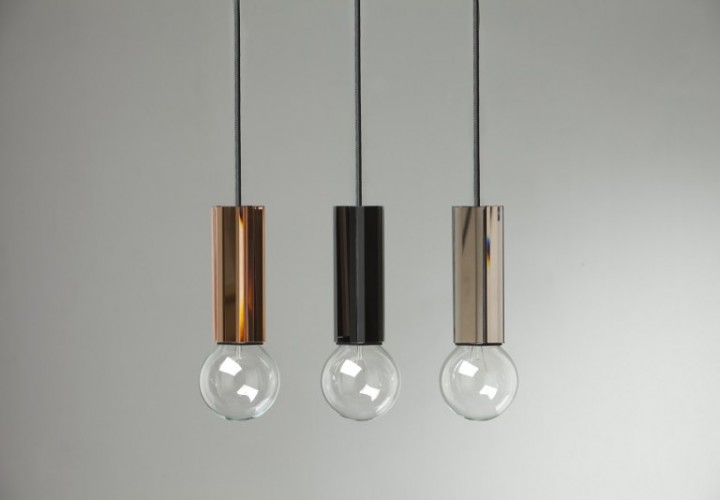 Sophisticated hanging lamps