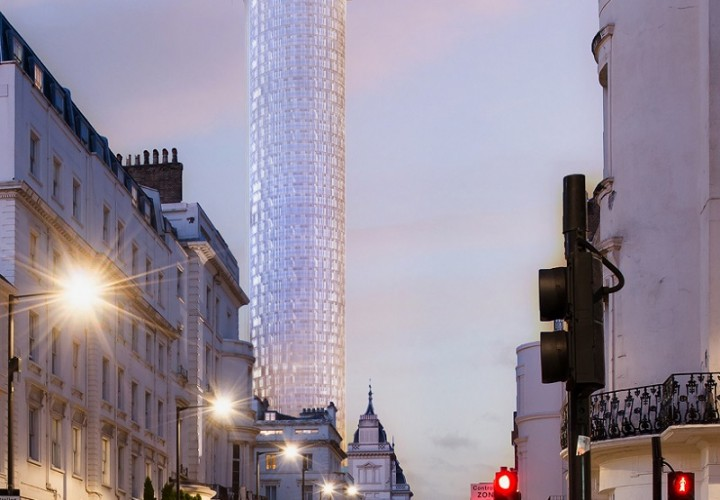 Renzo Piano unveils the design for his next London skyscraper