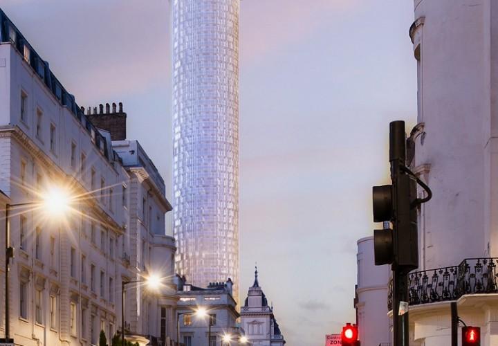 Renzo Piano unveils the design for his next London skyscraper