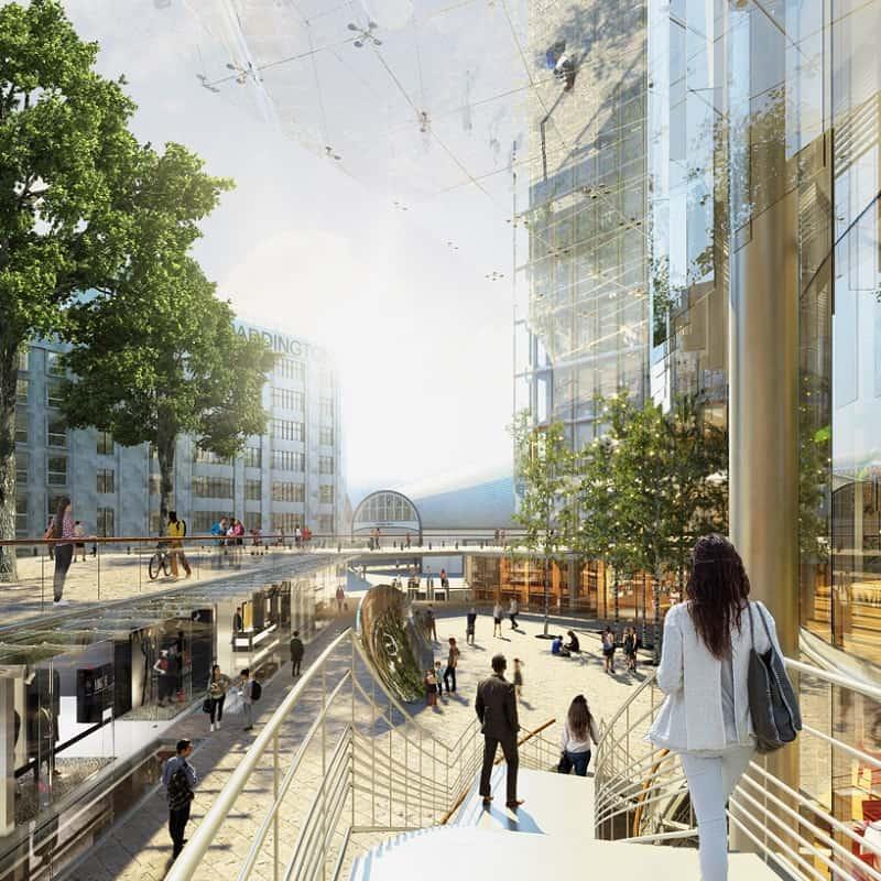 Renzo Piano unveils the design for his next London skyscraper1
