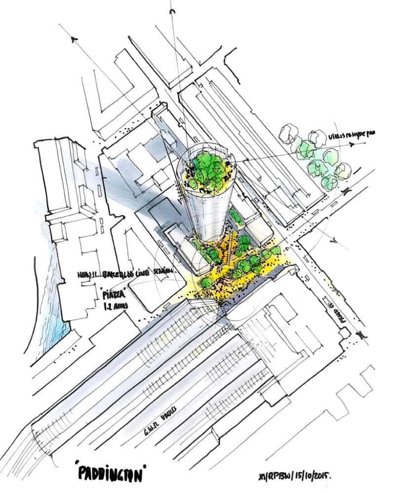 Renzo Piano unveils the design for his next London skyscraper4