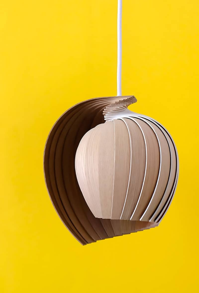 Sustainable lamp with eco design5