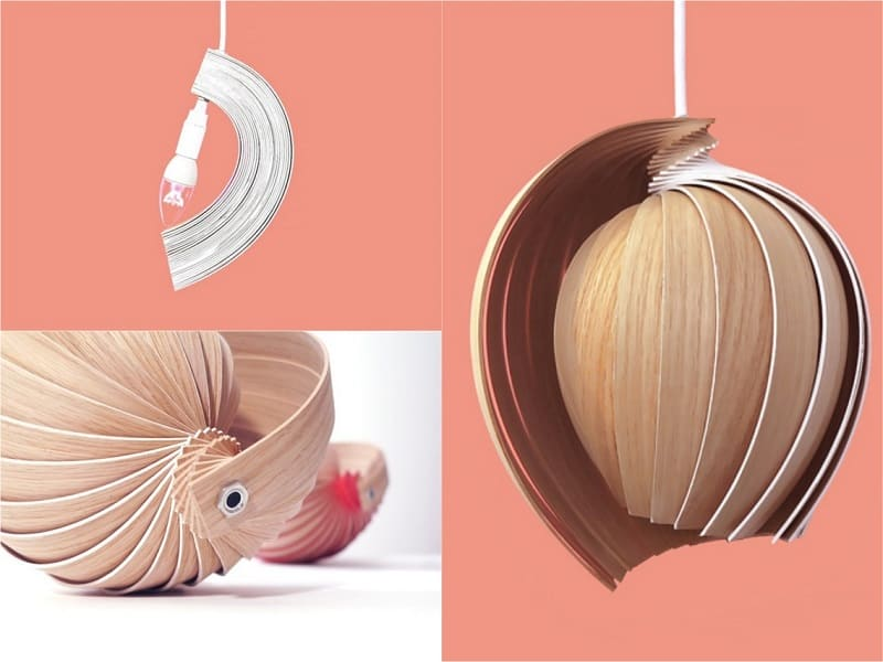 Sustainable lamp with eco design9