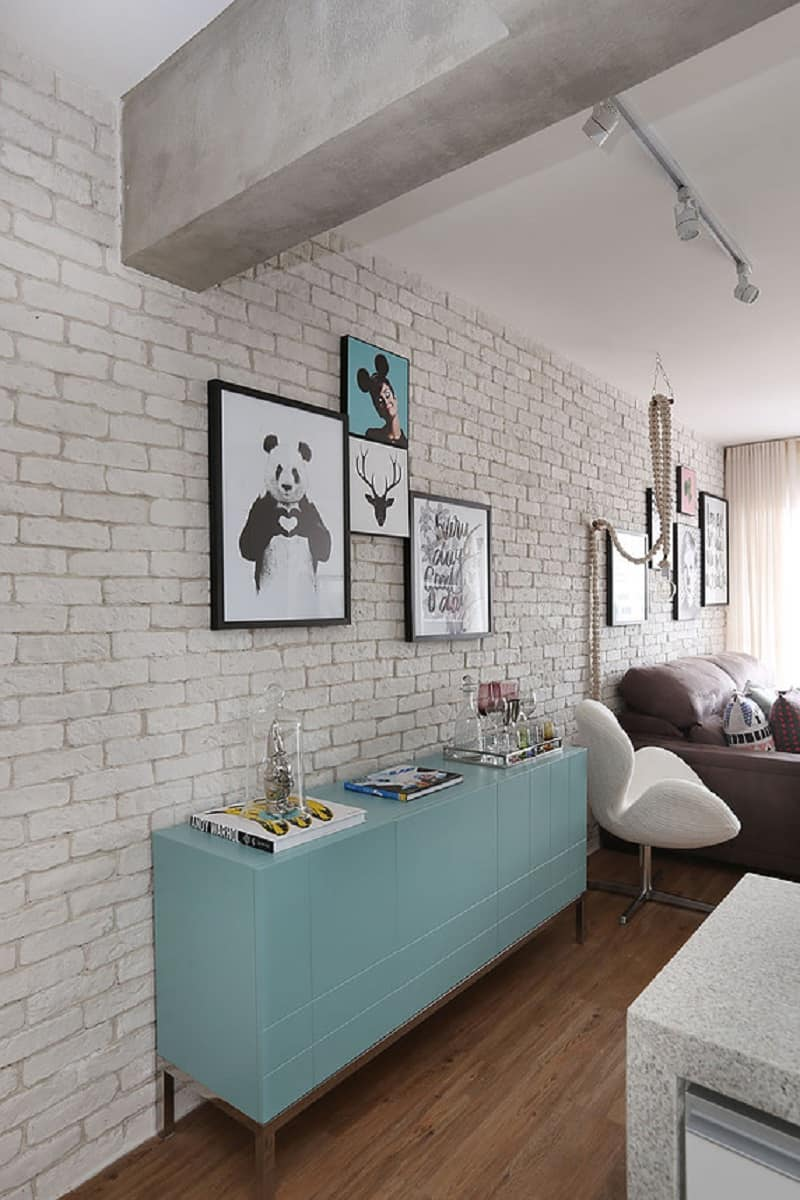 Romantic interior with pastel tones in São Paolo3