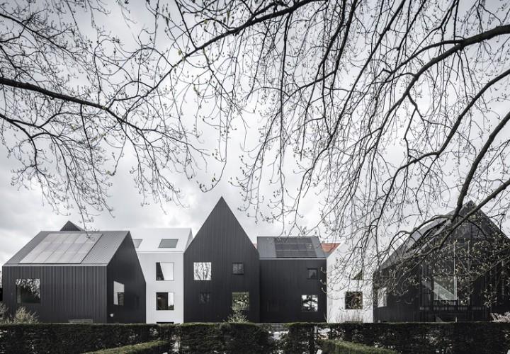 Contemporary kindergarten in Copenhagen