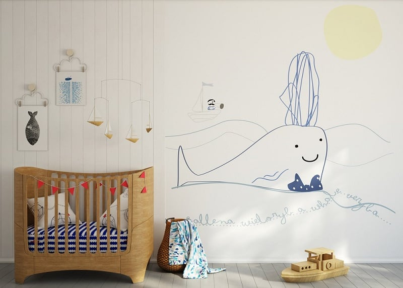 Playful children's rooms by Fajno Design1