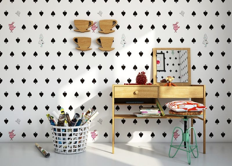 Playful children's rooms by Fajno Design2