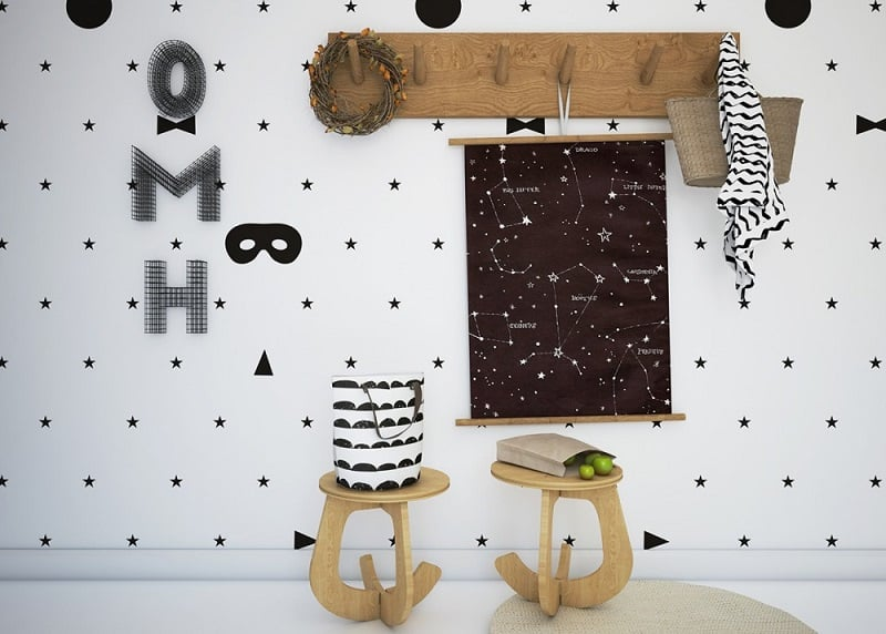 Playful children's rooms by Fajno Design3