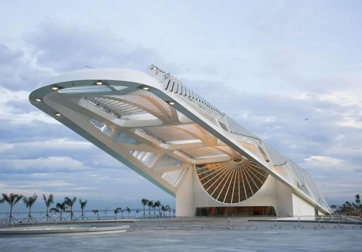 The Museum of Tomorrow by Santiago Calatrava
