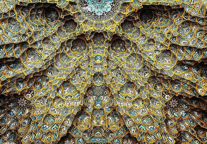 A visual walk through the mystical beauty of the Iranian architecture2