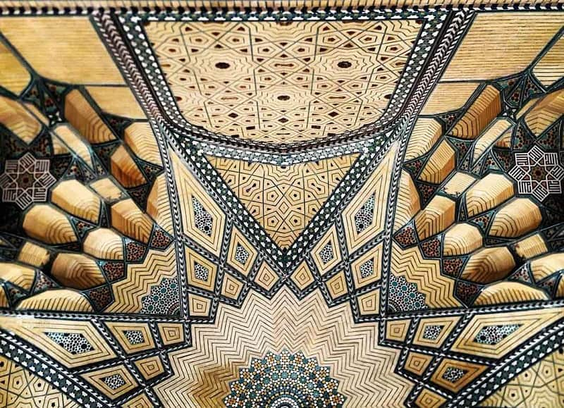 A visual walk through the mystical beauty of the Iranian architecture3