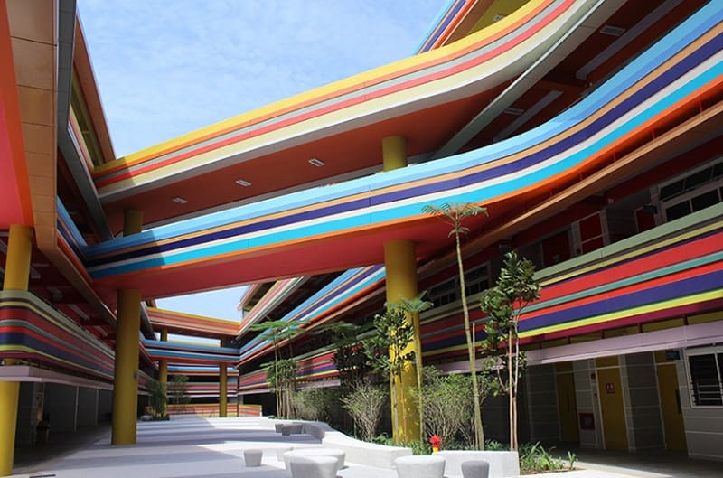 Nanyang - a playful school in Singapore1